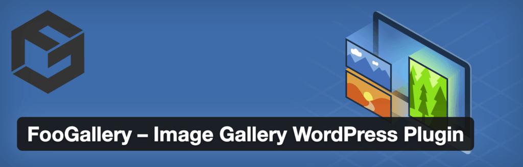 FooGallery gallery plugin for WordPress