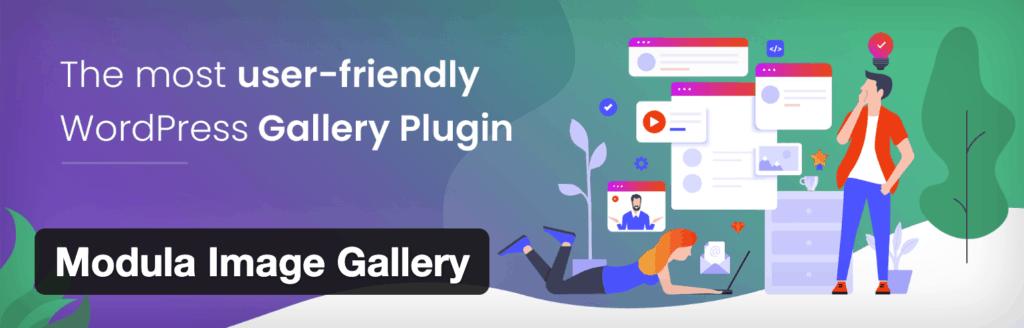 Modula Gallery plugin for WordPress