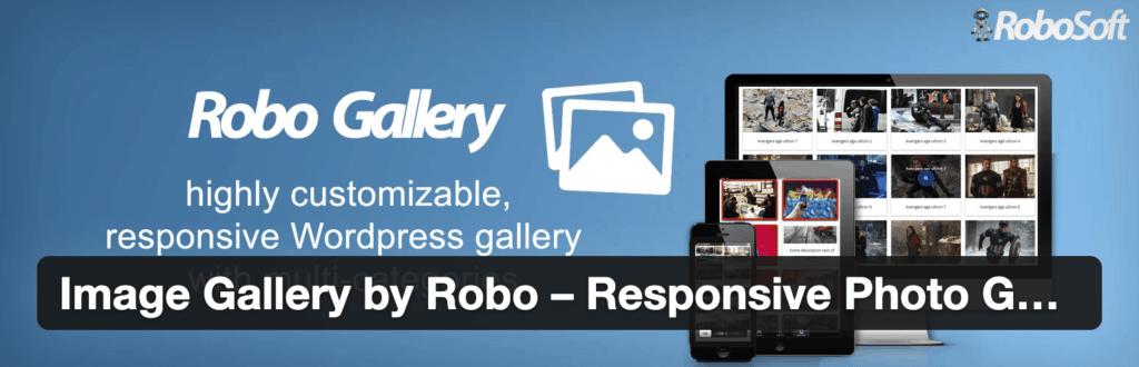 Robo Gallery Plugin for WordPress