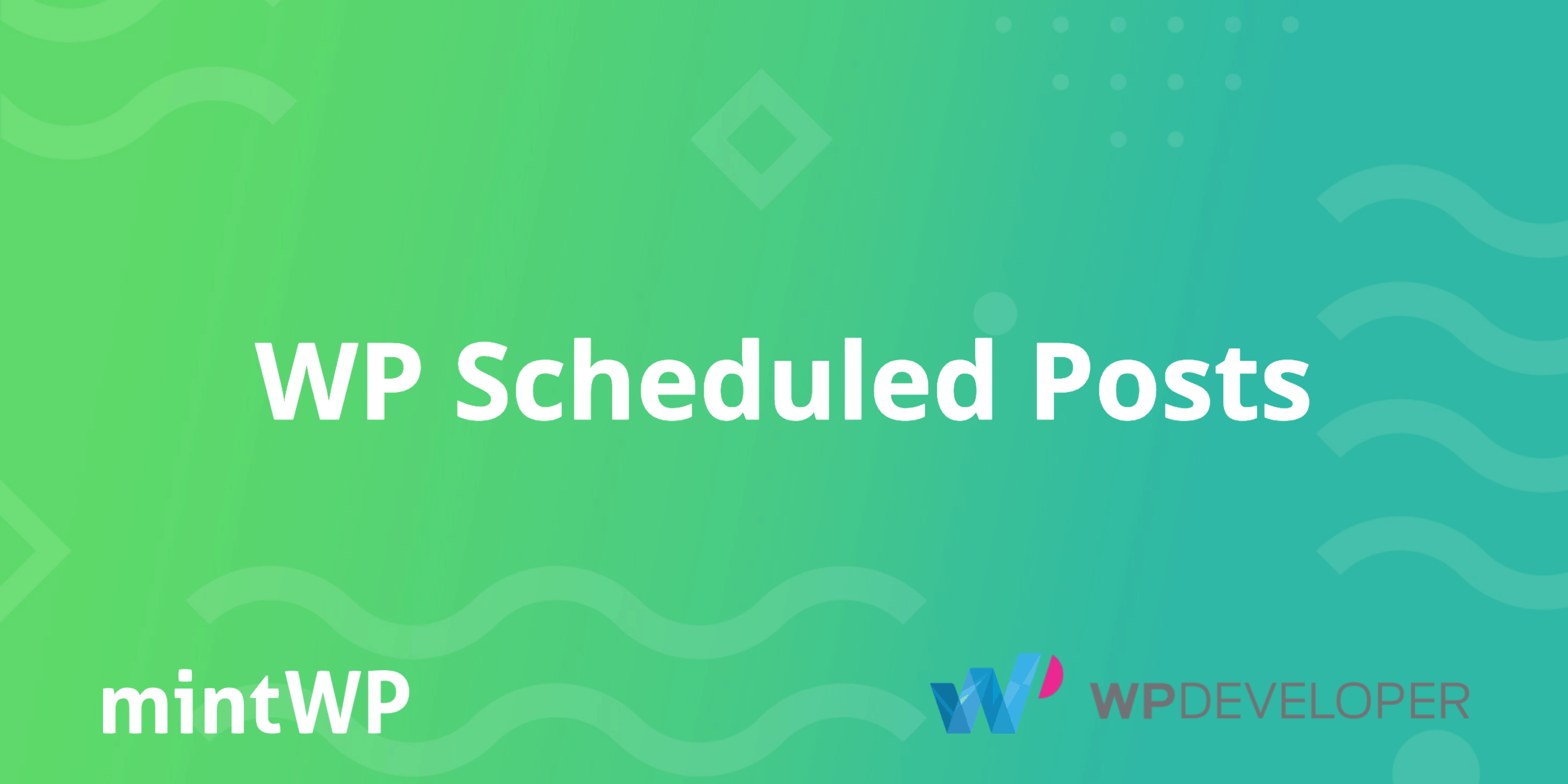 WP Scheduled Posts Review